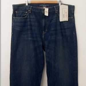 Banana republic relaxed men's jeans 44 x 32 NWT
